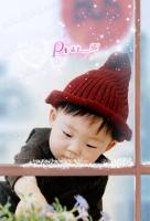 2016-08-18 【儿童模板】GED0108_韩式儿童封面模板 - GED0108 (10P)