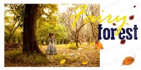 2016-10-21 【儿童模板】GEI1087_童话森林 - GEI1087 (6P)