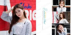 2017-01-12 【写真模板】GXI0521_夏日香气 - GXI0521 (8P)