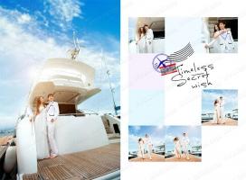 2017-01-24 【婚纱模板】JHI1232_蔚蓝的海 - JHI1232 (9P)