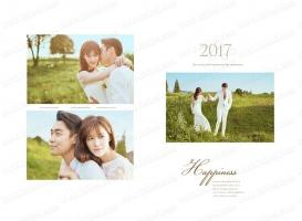 2017-05-22 【婚纱模板】JHI1239_亲爱恋人 - JHI1239 (7P)