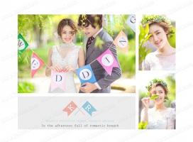 2017-06-13 【婚纱模板】JHI1242_FALLIN LOVE - JHI1242 (10P)