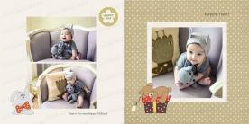 2017-08-08 【儿童模板】GEI1159_小灰兔 - GEI1159 (8P)