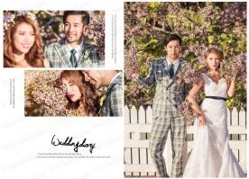2017-08-17 【婚纱模板】JHI1245_婚礼的日子 - JHI1245 (8P)