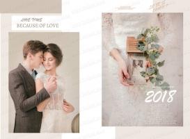 2018-03-15 【婚纱模板】JHI1252_爱情时光 - JHI1252 (9P)