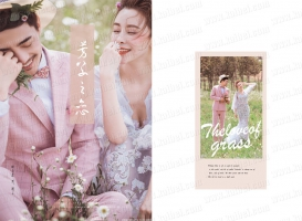 2018-09-06 【婚纱模板】JHI1258_芳华之恋 - JHI1258 (7P)