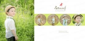 2018-09-20 【儿童模板】GEI1179_小小红领巾 - GEI1179 (8P)