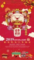 2018-12-06 【日历模板】GRD0236_2019新年挂历 - GRD0236 (13P)