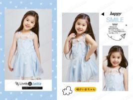 2019-03-28 【儿童模板】GEI1190_Lovely - GEI1190 (9P)